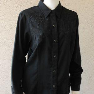 ROPER Vintage Western Snap Shirt